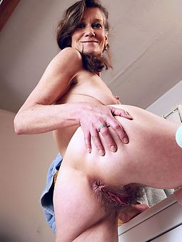 puristic ass matures stripping