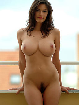 hairy nude babes seduction