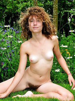 perfect beautiful naked hairy girls