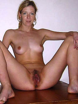 hairy milf bush