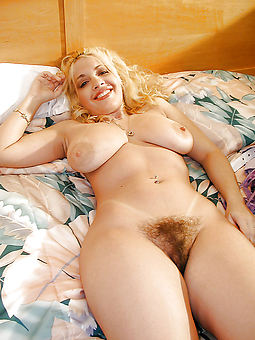 Hairy Blonde Pics