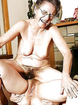 conscientious granny hairy pussy pics