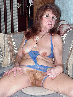 porn pictures of hairy granny cunts