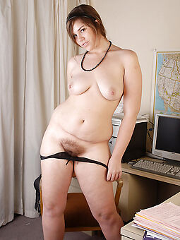 enticing hairy pussy in panty