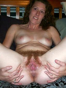 sexy hairy milf strip