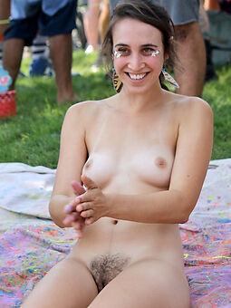 unshaved girls amateur nude pics