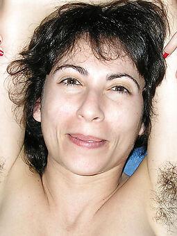 amature very hairy armpits porn photo