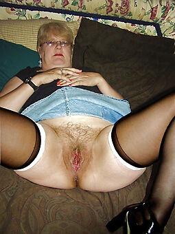 unorthodox pics be advantageous to xxx hairy grannies