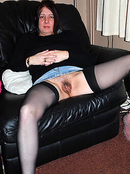 perfect hot puristic column in nylons banditry