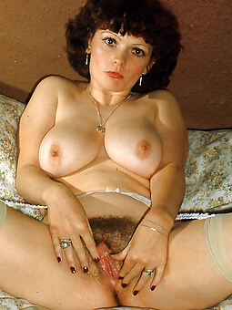vintage hairy pussy naked