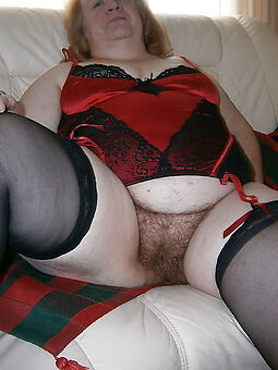 pretty obese hairy pussy naked