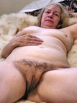 hairy pussy granny amature sex pics