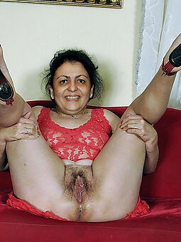 sexy hairy pussy granny stripping
