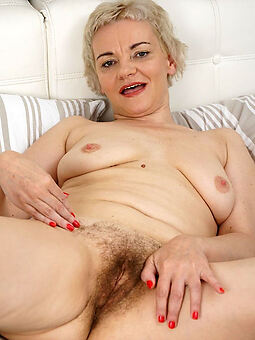 truth old lady hairy pussy nude