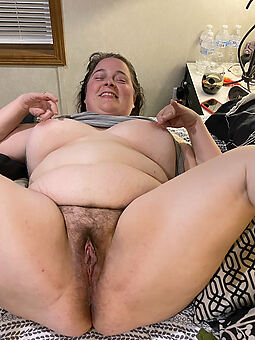 hot chubby fat hairy pussy stripping
