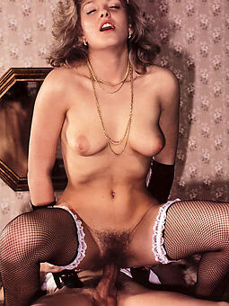 retro hairy pussy stripping