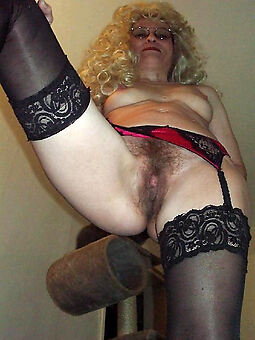 hairy pussy stocking porn tumblr