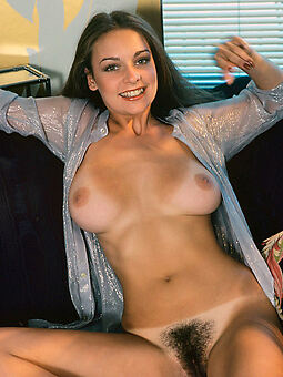 hairy naked babes tease
