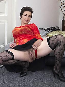 sexy hairy pussy upskirts seduction