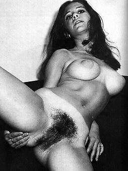 titillating vintage hairy women unconforming porn x