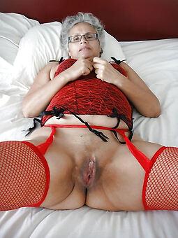 nice hairy granny porn photo