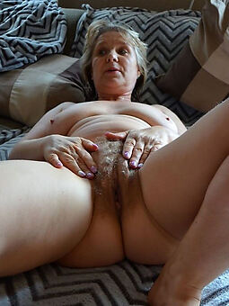 hairy old granny amature porn