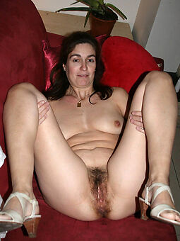 reality hairy matures