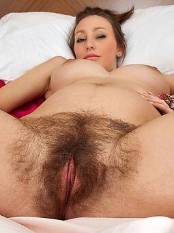 unembellished hairy women pics