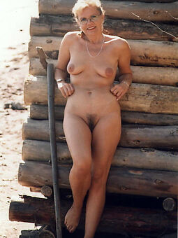 hot hairy pussy outdoors stripping