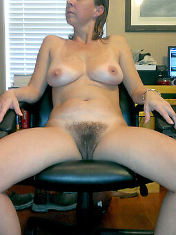 sexy naked unshaved women tease