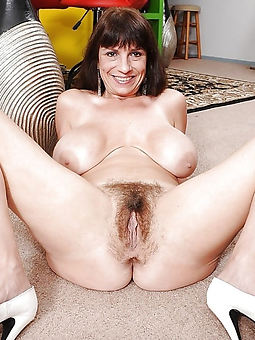 pretty milfs with hairy cunts