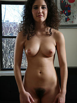 hairy busty girls pic