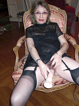 hairy russian granny hot porn show