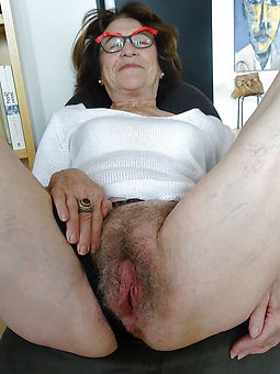 sexy hairy granny adult porn