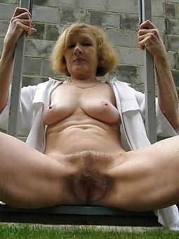 terribly hairy granny pellicle