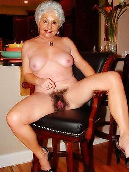 granny hairy solo strip