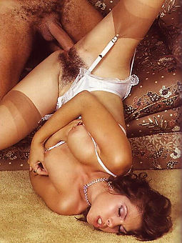 xxx hairy retro girls