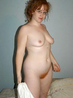 xxx petite hairy redhead