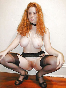 hairy redhead wife amateur porn pics