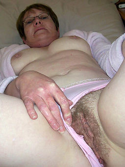 ideal hairy panties