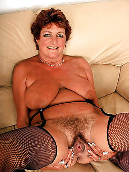 real moms hairy