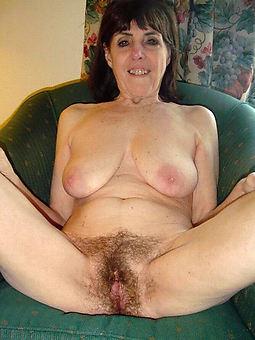 hairy elderly grandma free nude pics