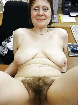 hairy olds porno