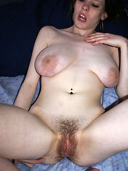 broad in the beam tits with prudish pussy tease