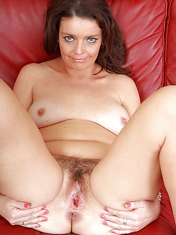 big tits with hairy pussy strip