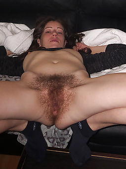 real very hairy old body of men