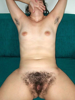 very hairy bushes unconforming nude pics
