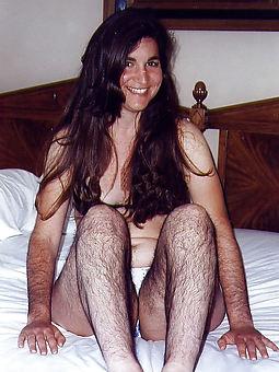 Very Hairy Women Pics