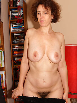 nice mature hairy picture