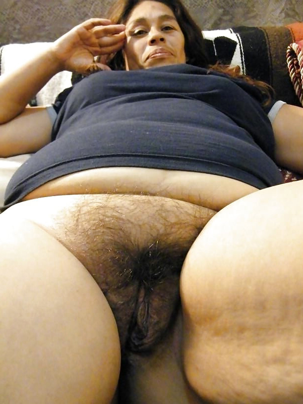 wild Victorian fat mature pussy